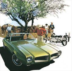 Pontiac Firebird - Art Fitzpatrick (car) Van Kaufman (the rest)