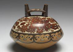Cerámica de la cultura Nazca