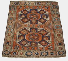 Carpet | The Met probably late 18th–early 19th century Geography:Attributed to Turkey, Ezine, Canakkale Medium:Wool (warp, weft, and pile); symmetrically knotted pile