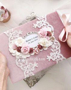 Wedding Guest Book Ideas for Wedding Dusty Rose Guest Book With Pen And Stand Wedding Guest Book Rosa Blush Dusty Rose Wedding Decor Lace