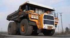 "BelAZ 75600 (320 Ton) - byOJSC ""Belarusian Autoworks"""