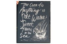 Perfect Laughter: Salt Water Cure