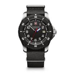 Victorinox Swiss Army Men's 241674.1 'Maverick Sport' Extra Strap Watch