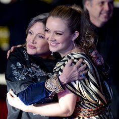Carrie And Billie
