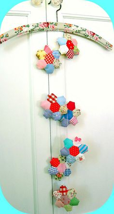 Hexagons by RubyRed06, via Flickr