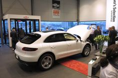 Everybody loved the new Macan! Product Launch, Autos