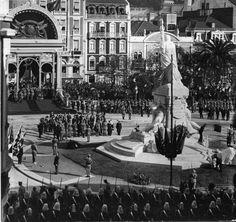 Av da Liberdade, Monumento aos Mortos da Grande Guerra