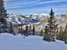 Ski six resorts in one day on the Salt Lake City/Park City Interconnect Tour!