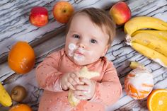 After some first food ideas when baby led weaning? Here are 10 great suggestions for baby's first foods.