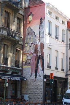 A Jurubeba Cultural: ● A Arte ... e a rua. (Bruxelas, Bélgica).                        ...