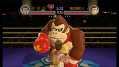 10 Years Later: 'Punch-Out!' is the Nintendo Wii's Little Champion Super Nintendo, Nintendo Wii, Punch Out Game, Metroid Prime, Wii Sports, 10 Years Later, Nes Classic, Wii Games, Mike Tyson