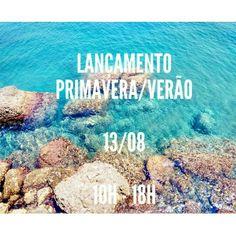 Meninas AMANHÃ!!! ♡ 13/08 | 10H às 18H  •●•   Coquetel de Lançamento Primavera/Verão 16   •●•   Esperamos por vocês!   ••••••• 》》Whatsapp 43 9148-2241  ☎  43 3254-5125.    Rua Rio Grande do Norte, 19 Centro - Cambé-Pr  #venhaseapaixonar #Verão16 #vemcomtudo #euqueroo #fashionistando #style #fashion #style #musthave #news #trend #estampas #inlove #lançamento #provadorfashion #glamour #details #luxo #temnacarolcamilamodas #lookcarolcamilamodas