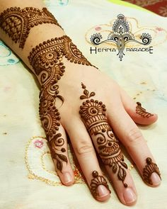 Henna..❤