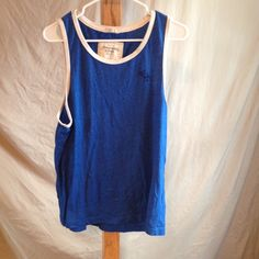 Men's Abercrombie tank top Great condition, lightly worn Abercrombie & Fitch Tops Muscle Tees