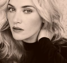 Kate Winslet for Diana Bishop #AllSoulsTrilogy #adiscoveryofwitches