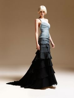 308c5ae545a4b Atelier Versace SS 2011. Evening Gown ...
