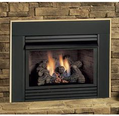 11 Excellent Propane Gas Fireplace Inserts Picture Ideas