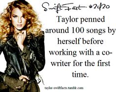 I honestly believe she is the most talented human being in existence!! -KMI
