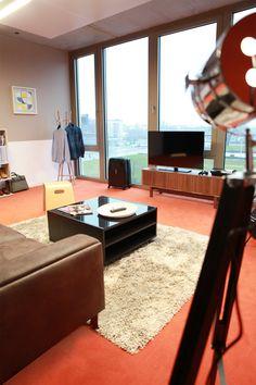 Meeting Räume Zalando Berlin / Innenarchitektur by www.ROOM-SERVICE.de
