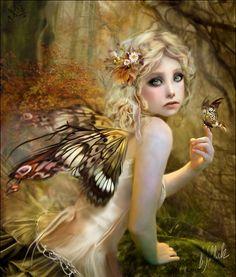 Fairy by Lunaesp  - #thesims #fairy #fairies #fantasy_art