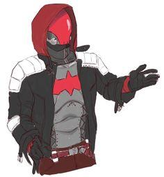 Batman Red Hood, Badass Drawings, Red Hood Jason Todd, Dc Icons, Fanart, Batman Arkham Knight, Funny Disney Memes, Universe Art, Bat Family