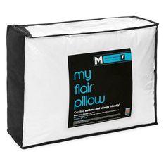My Flair Asthma & Allergy Friendly Medium QUEEN Pillow $390 #Bloomingdales