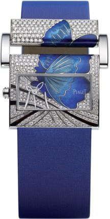 White gold Diamond #Watch Piaget Luxury Watch