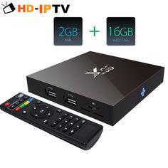 Barato S905X X96 2 GB 16 GB Amlogic Quad Core Android 6.0 Jellybean TV Box WIFI HDMI Kodi Plena Carga 2.0A 4 K * 2 K CAIXA de IPTV Inteligente TV, Compro Qualidade Andadores diretamente de fornecedores da China: 3956317714654281S912 Android TV BOXS912 CSA93 Amlogic Caixa de TV Android Octa núcleo ARM Cortex-A53 2G/16G BT4.0 Androi
