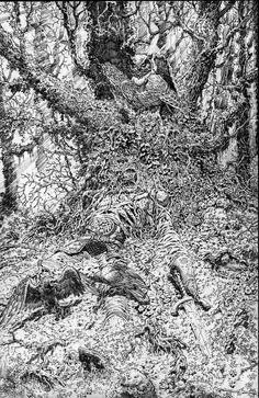 Forest King by Tim Vigil