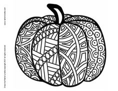 FREE Pumpkins to Color! Great for Halloween or Anytime in Autumn! Halloween Math, Halloween Crafts For Kids, Halloween Activities, Holiday Activities, Art Activities, Holidays Halloween, Fall Crafts, Art Plastique Halloween, Buch Design