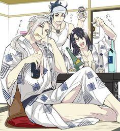 画像 Japanese Online, Shall We Date, Touken Ranbu, Anime Guys, Fandoms, Fan Art, Manga, Illustration, Artwork