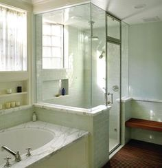Delightful Great Ipe Towel Off Area Near Shower
