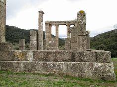 Travelogue Sardinia: Il Tempio della Valle di Antas, Fluminimaggiore