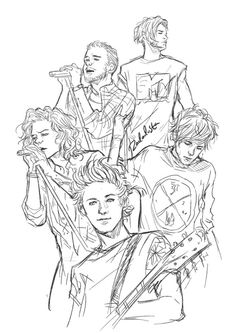 radadusta: OTRAT series,Australia (Brisbane) Love this! One Direction Fan Art, One Direction Drawings, One Direction Lockscreen, One Direction Cartoons, One Direction Images, One Direction Louis, One Direction Wallpaper, Direction Quotes, Harry Styles Dibujo