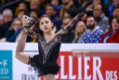 Da Bin Choi of South Korea competes during Day 6 of the ISU World Figure Skating Championships 2016 at TD Garden on April 2, 2016 in Boston, Massachusetts.