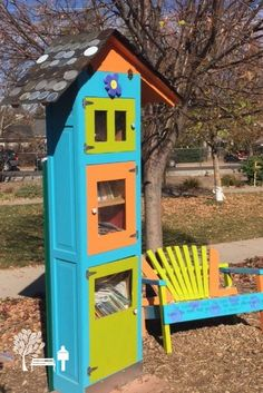 Mary B. Englewood, CO. Our Little Free Library is located at Clayton Elementary in the Clayton Community Garden (corner of Tufts and Delaware). Come hang out in our beautiful garden a read a good book.