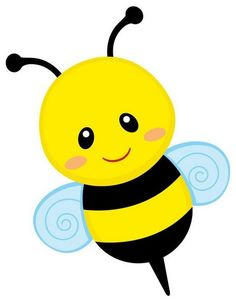 Free Bumble Bee Clipart of Bumble bee free cute bee clip art an illustration of a cute bee free image for your personal projects, presentations or web designs. Bumble Bee Clipart, Bumble Bee Cartoon, Bumble Bees, Bee Party, Cute Bee, Cartoon Dog, Cartoon Clip, Bee Theme, Music For Kids