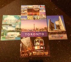 Toronto Post cards