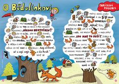 SYLVA FRANCOVÁ: Kreslené pohádky Preschool Reading Activities, Google Images, Fairy Tales, Kids Room, Kindergarten, Crafts For Kids, Classroom, Teaching, Education