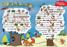 O budulínkovi - Kreslené pohádky