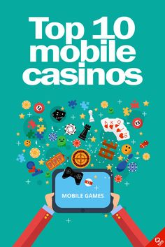 Summer winning on the go is easy thanks to these top 10 mobile casinos. Whether you're playing via an Android or Apple device, you can find the best mobile slots and games with a simple tap of your finger.  --  #MobileCasino #OnlineCasino #CasinoReviews