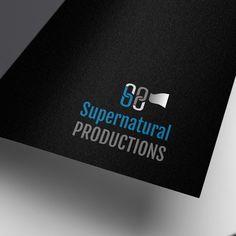 Supernatural PRODUCTIONS logo by Cyberbrush