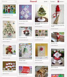 Plus de 150 idées illustrées et expliquées pour réaliser vos bricolages et activités manuelles autour du thème de Noël en maternelle et en primaire. (Calendrier de l'avent, personnages de Noël, flocons, bonhommes de neiges, boîtes à cadeaux, cartes de voeux...)