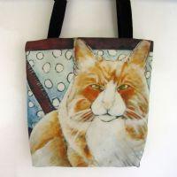 88415 Online Art Gallery, Wearable Art, Ted, Tote Bag, Artist, Bags, Handbags, Artists, Totes