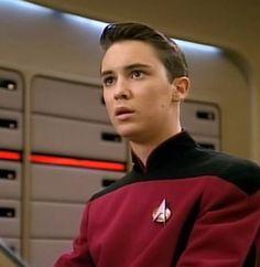 Wil Wheaton Wesley Crusher, Wil Wheaton, Star Trek, Guys, Starship Enterprise, Sons, Boys