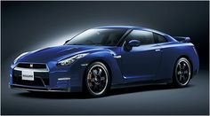 A bit out of my price range: the Nissan GT-R