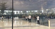 Apple employees cant stop walking into the beautiful glass doors at new Apple Park campus  It turns out that when a company loves glass buildings and also creates devices for hours of addictive personal use sometimes it ends up with injured employees who are too distracted by the products to notice walls. A report from MarketWatch today details how the company has had to call emergency services to assist multiple employees who cant help but accidentally walk into glass walls. None of the…