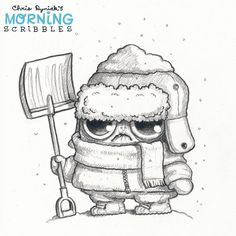 Morning Scribbles #636 | Chris Ryniak on Patreon
