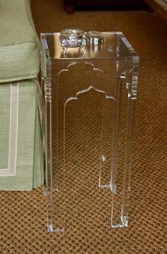 73 Unique, Luxury And Elegant Transparent Glass Table Furniture Ideas