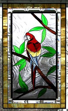 Abbey Stained Glass Samples